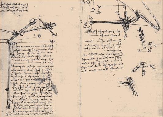 книжек Леонардо да Винчи