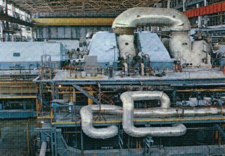 ПГУ-250, установленные на