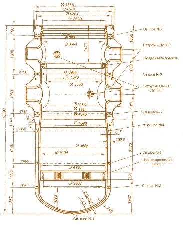 Корпус реактора ВВЭР-1000/В-