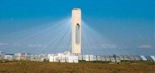Солнечная электростанция в Севилье (PS1), Испания (фото Solucar)