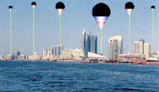 Аэростатные солнечные электростанции могут быть размещены в черте города