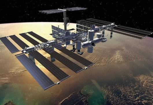 Солнечные батареи международной космической станции