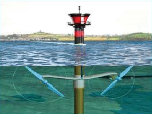 Приливная электростанция в